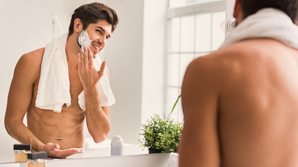 Skin Care For Men... It's Not Just Body Wash!