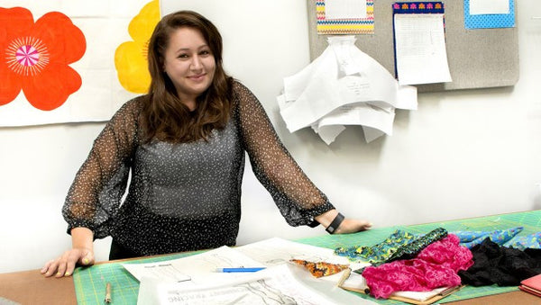 Behind BodyAware: Tess, the Designer!