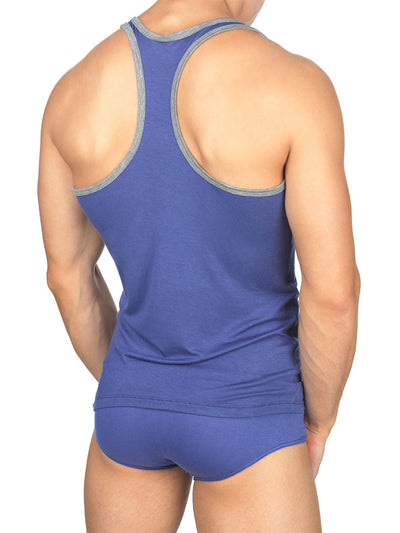Men's Rayon Tank Top