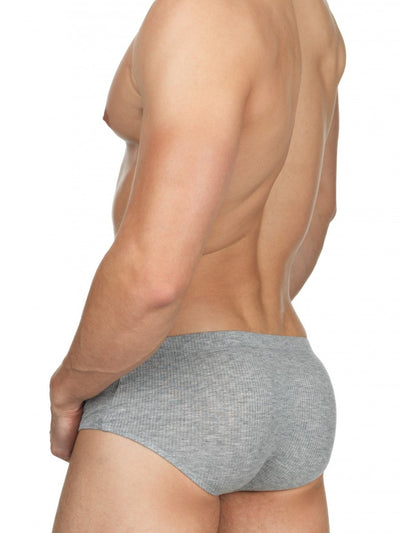 Men's Ribbed Briefs