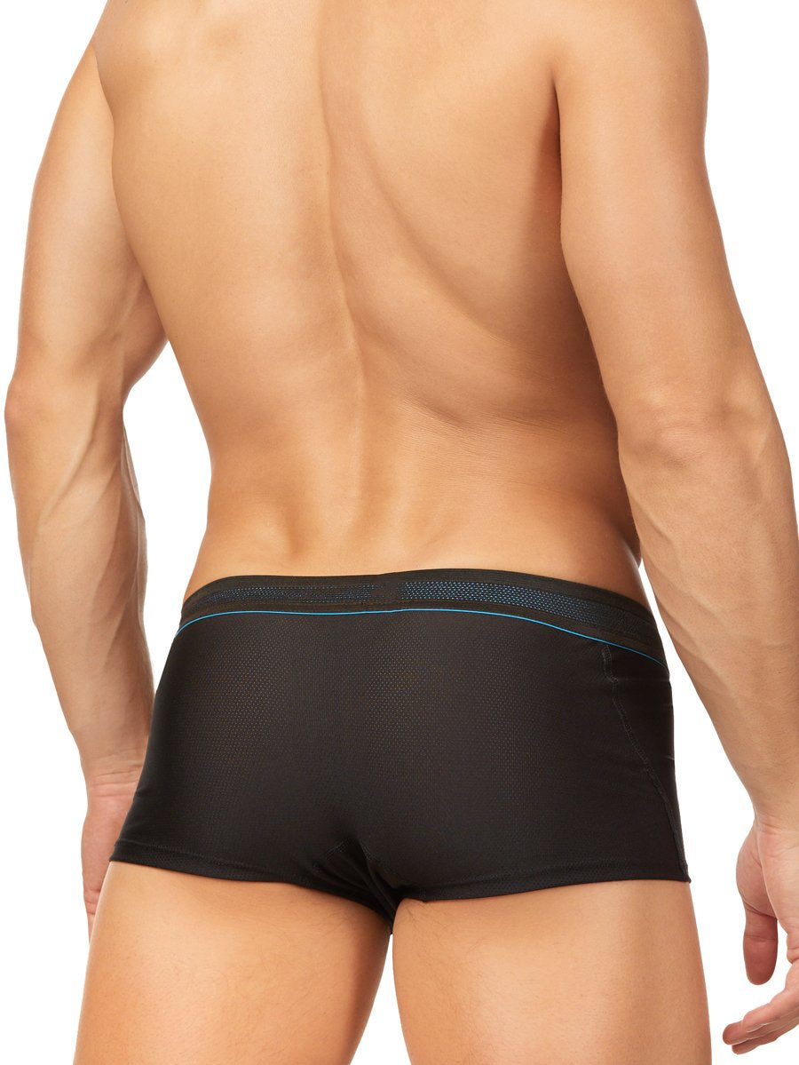 The Sleek Mesh Boxer