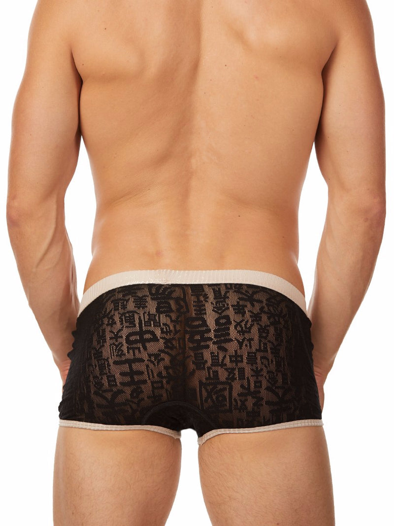 Men's Mesh Boxer Briefs