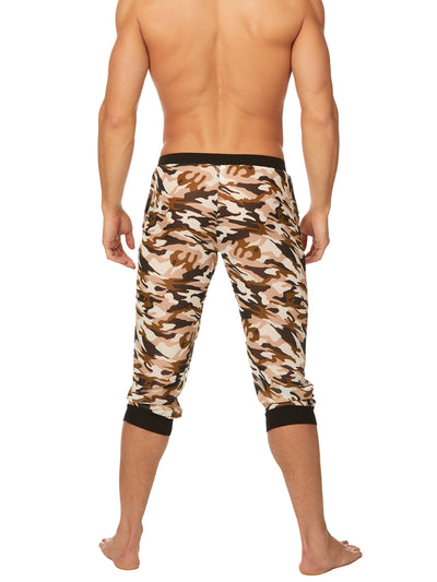 Men's Camouflage Jogging Pants