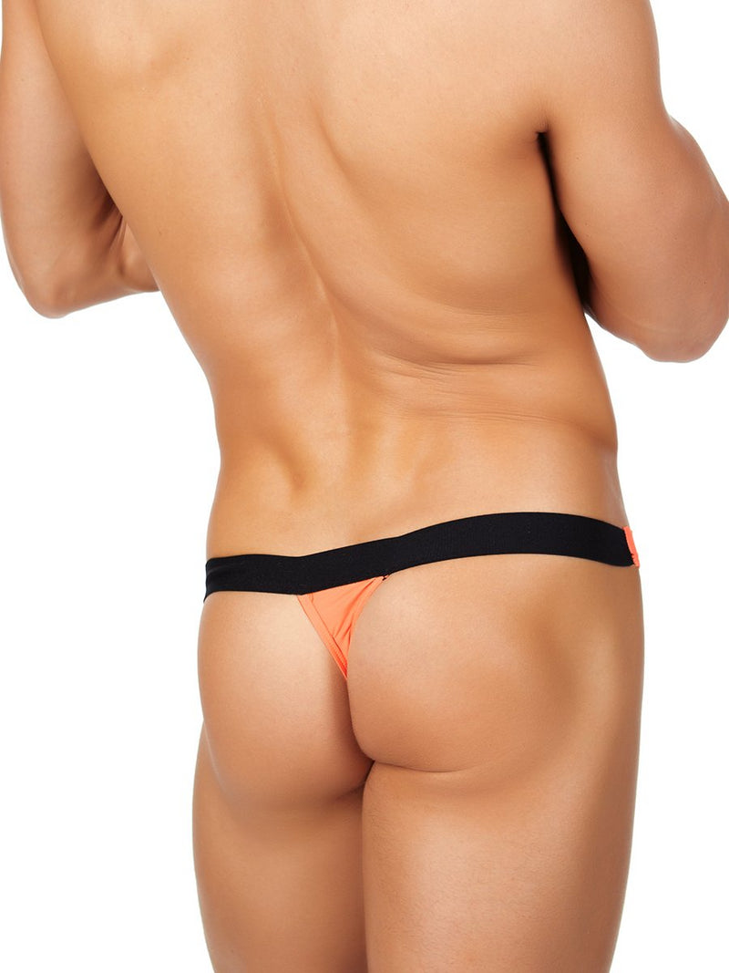 Men's Neon Thong Underwear