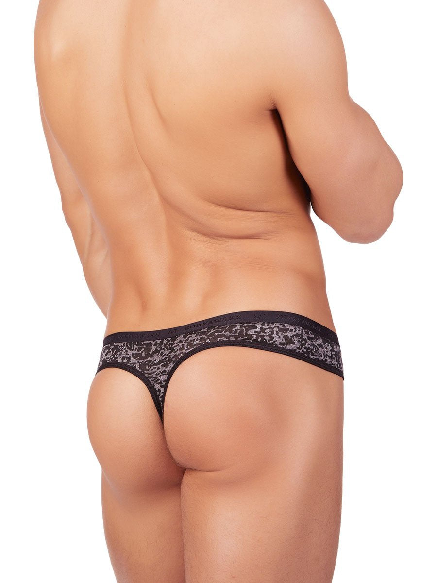 Men's Comfy Thong Underwear