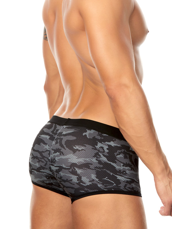 Men's camo boxer brief