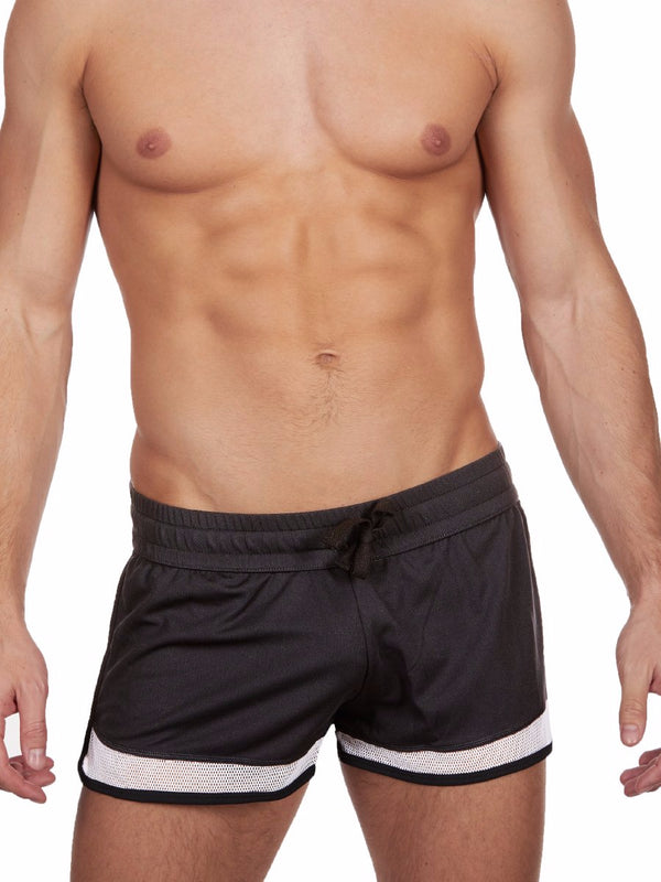 Men's Short Athletic Shorts