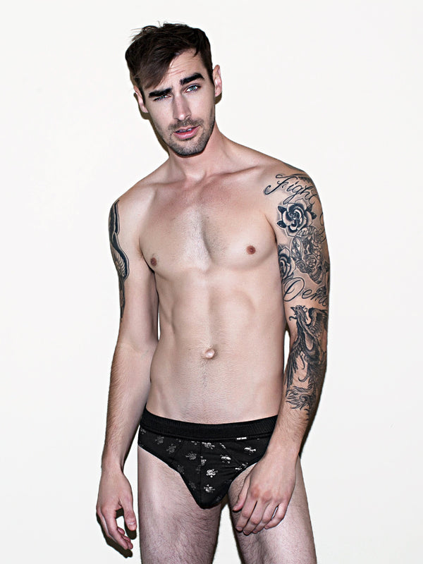 Men's Pirate Briefs