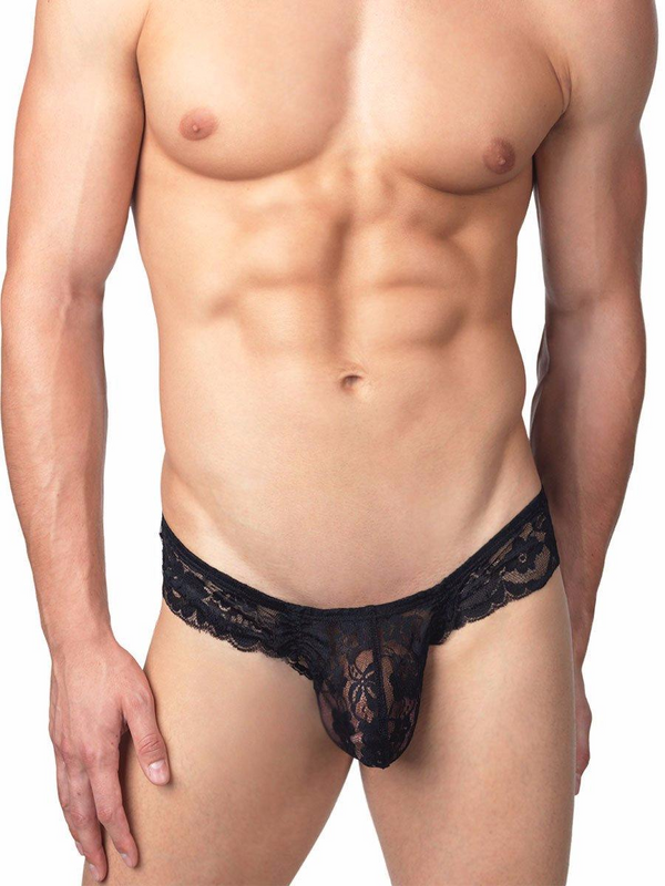 The Lace Brazil Brief