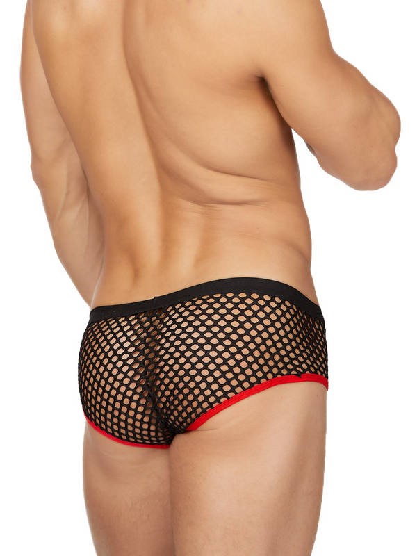 Men's Fishnet Underwear