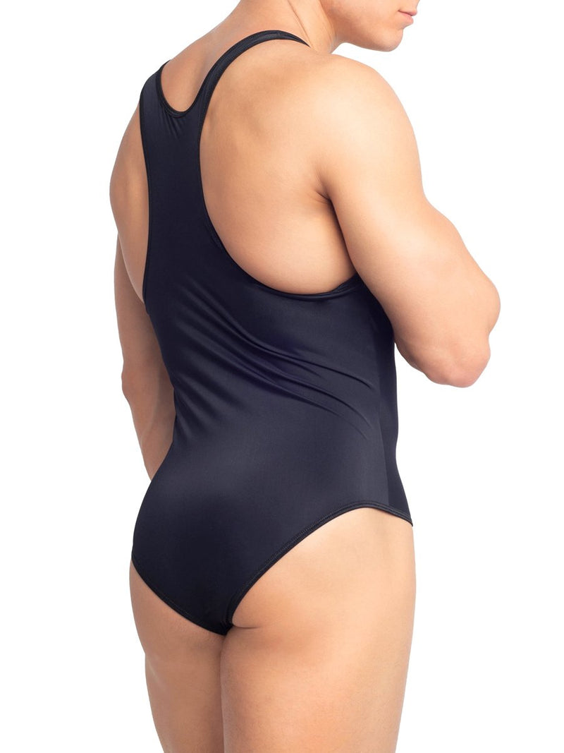 Men's Mesh Leotard