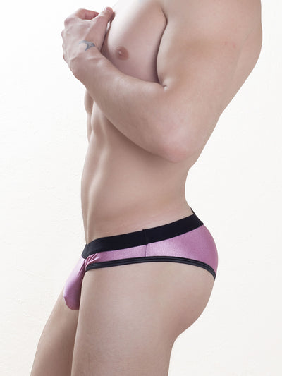 Satin Cupping Brief