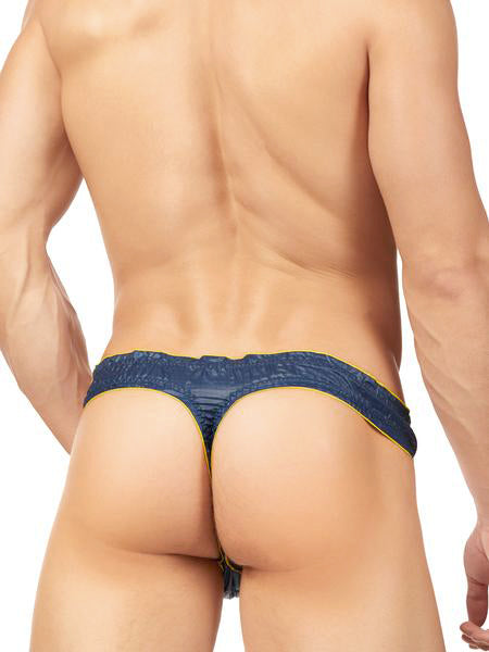 The Ripstop Frilly Thong