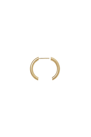 BROKEN 25 EARRING - GOLD