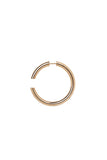 DISRUPTED 40 EARRING - ROSE GOLD