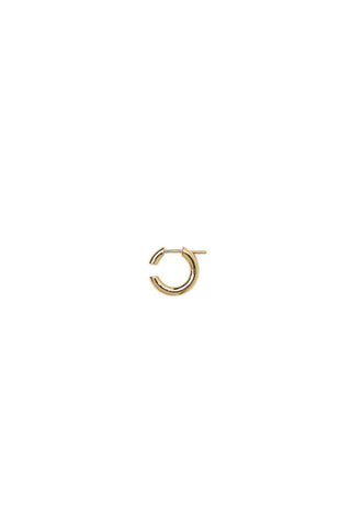DISRUPTED 14 EARRING - HIGH POLISHED GOLD