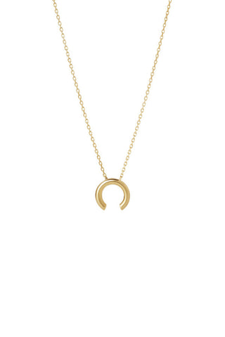 DISRUPTED NECKLACE - GOLD