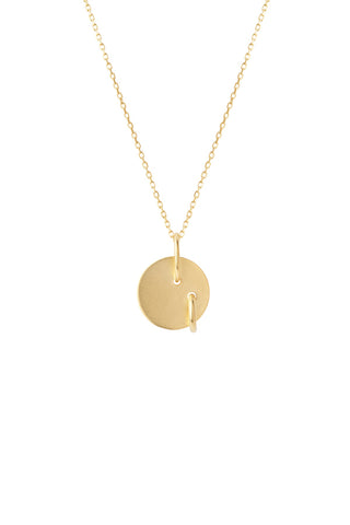 EDISON NECKLACE - GOLD