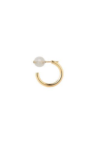 ELLY EARRING - WHITE MOONSTONE