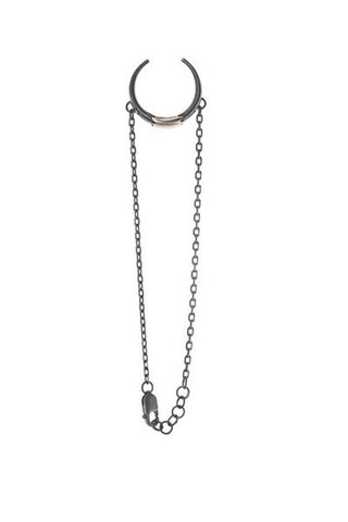 TUSK MINI BRACELET - BLACK