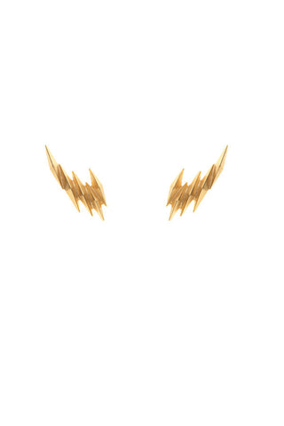 ! SALE ! ZIGGY EARRING - GOLD