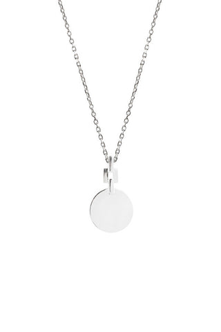CAMILLE NECKLACE - SILVER