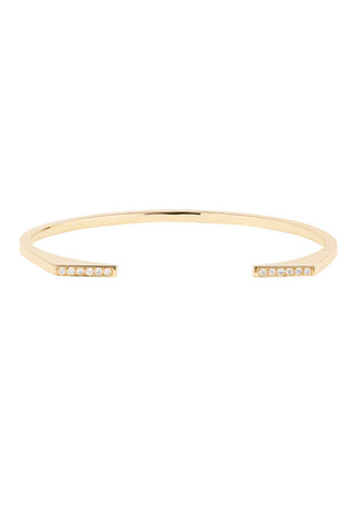 DEYOUNG DIAMOND BRACELET  - 18K YELLOW GOLD
