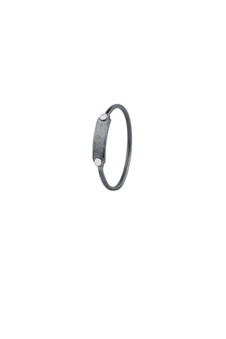 ELIANE RING - BLACK