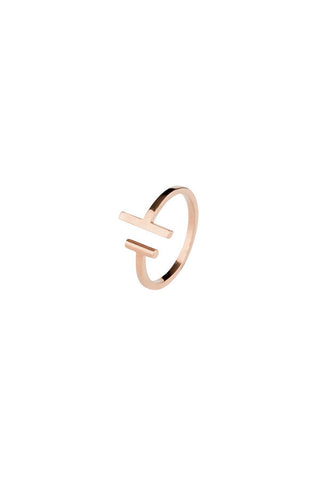 KYLA RING - ROSE GOLD
