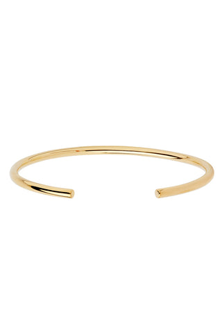 SERENDIPITY NUDE BANGLE - HIGH POLISHED GOLD