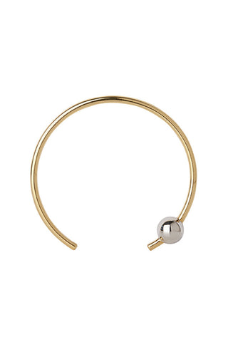 ORION BANGLE - GOLD/SILVER