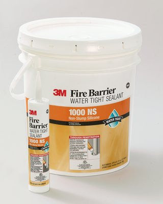 3M™ Fire Barrier Water Tight Silicone Sealant 1000 NS