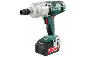 "Metabo 18V Impact Wrench 1/2""Dr"
