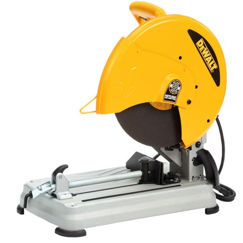 "14"" Chop Saw w/  Quik-Change™ Keyless Blade Change System - D28715"