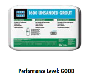 Laticrete 1600 Unsanded Grout 8 lb.