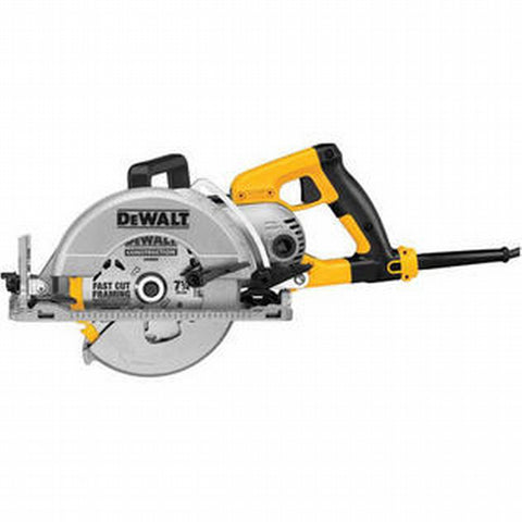"7-1/4"" (184mm) Worm Drive Circular Saw w/ Twistlock Plug - DWS535T"