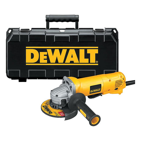 "4-1/2"" (115mm) Small Angle Grinder Kit - D28402K"