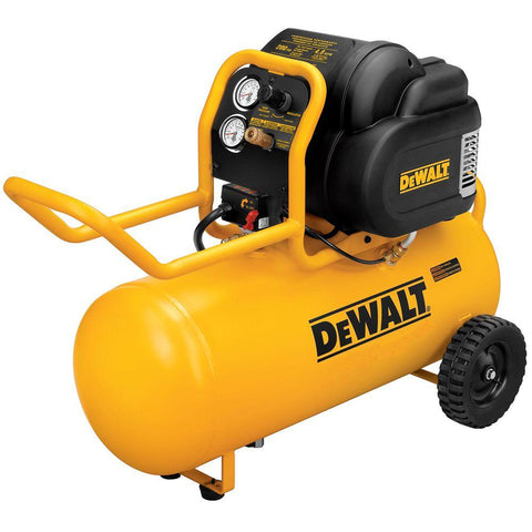 1.6 HP Continuous, 200 PSI, 15 Gallon Workshop Compressor - D55167
