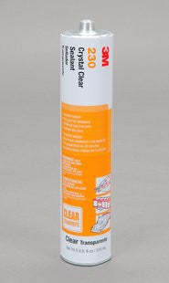 3M™ Crystal Clear Sealant 230