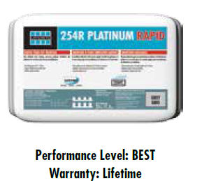 laticrete 254R platinum rapid
