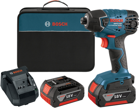 Bosch 18 V 1/4 In. Hex Impact Driver - 25618-01