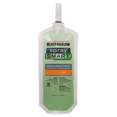 Rustoleum Marking Paint - SpraySmart™ Paint Pouches