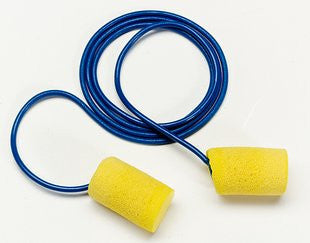 3YSTEM3M™ E-A-R™ Classic™ Plus Corded Earplugs in Polybag 311-1105