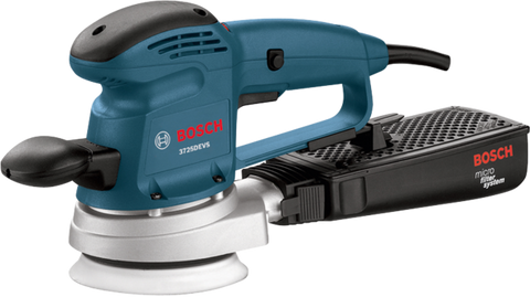 Bosch 5 In. Electronic Variable Speed Random Orbit Sander/Polisher - 3725DEVS