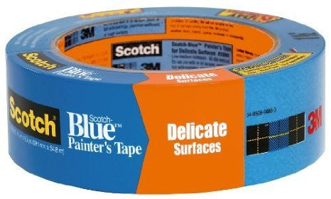 Scotch-Blue™ Painter's Tape Advanced Delicate Surface 2080