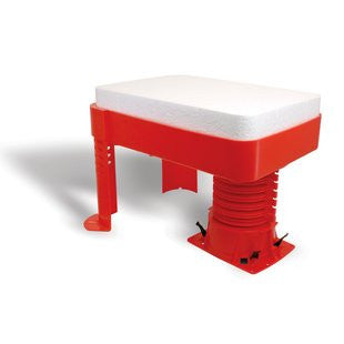 3M™ Fire Barrier Cast-In Tub Box Assembly