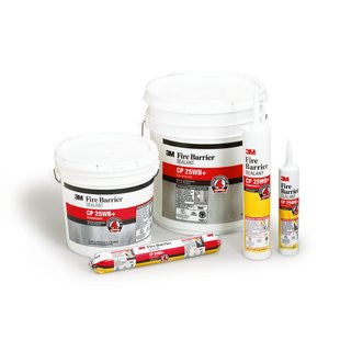 3M™ Fire Barrier Sealant CP25 WB+