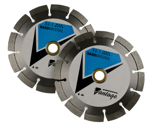 Diamond Vantage X4-1 SERIES  -4 1/2 x .080 x 7/8-5/8