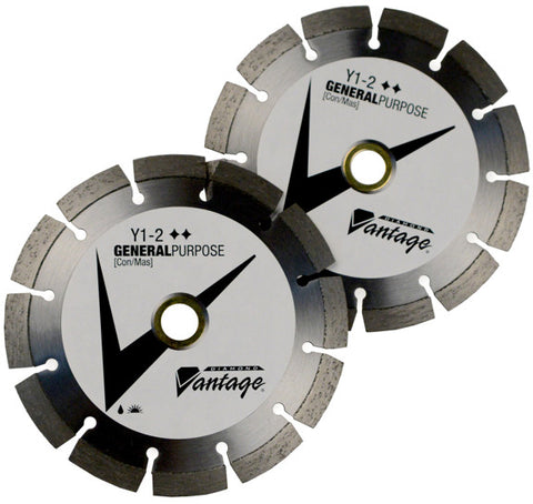 Diamond Vantage Y1-2 SERIES -7 x .095 x 7/8-5/8