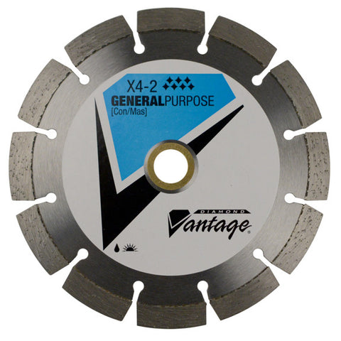 Diamond Vantage X4-2 SERIES -4 1/2 x .080 x 7/8-5/8
